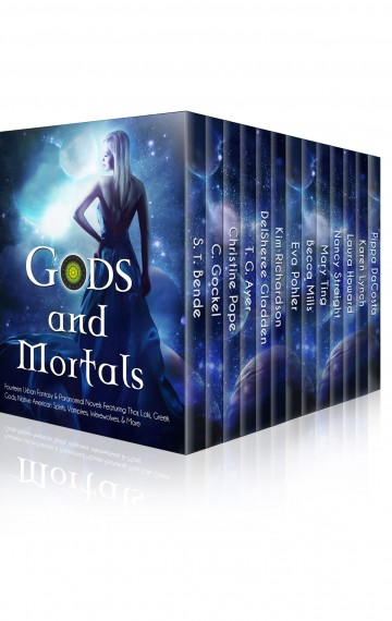 Gods and Mortals: Thirteen Free Urban Fantasy & Paranormal Novels Featuring Thor, Loki, Greek Gods, Native American Spirits, Vampires, Werewolves, & More