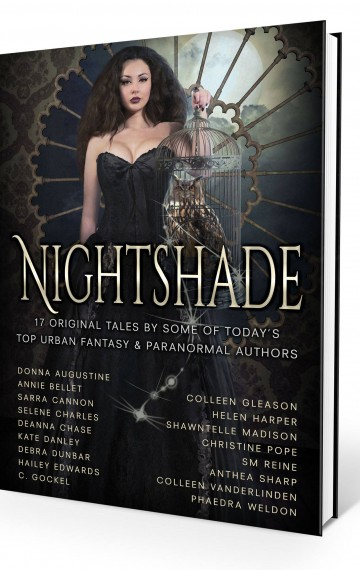 Nightshade (17 Tales of Urban Fantasy, Magic, Mayhem, Demons, Fae, Witches, Ghosts, and more)
