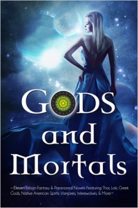 Gods & Mortals Eleven Full Length Novels