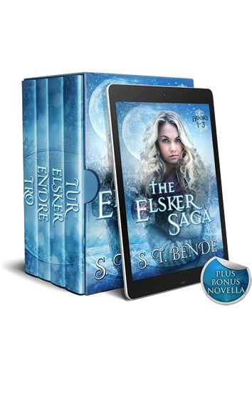 The Elsker Saga Box Set – Three Novels and One Novella