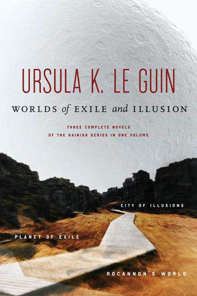 Worlds of Exile and Illusion by Ursula LeGuin