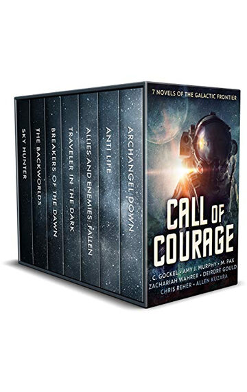Call of Courage : 7 Novels of the Galactic Frontier