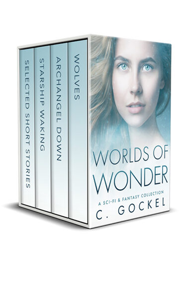 Worlds of Wonder : A Sci-fi Fantasy Collection