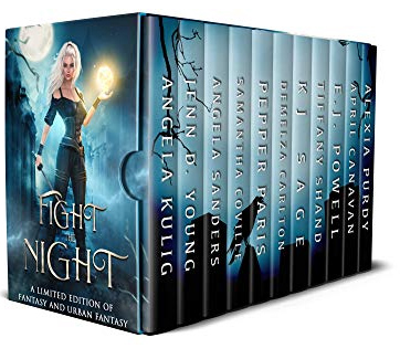 Fight the Night: A Limited Edition Anthology of Urban Fantasy and Fantasy Kindle Edition by Multiple Authors