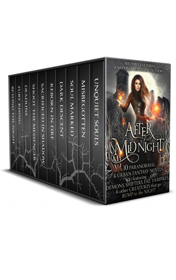 After Midnight: 9 Paranormal Romance & Urban Fantasy Novels Featuring Demons, Shifters, Fae, Vampires, & Other Creatures That Go Bump in the Night