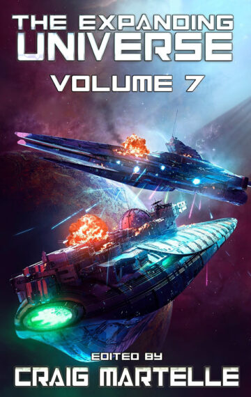 The Expanding Universe 7: An Intergalactic Adventure by Multiple Authors